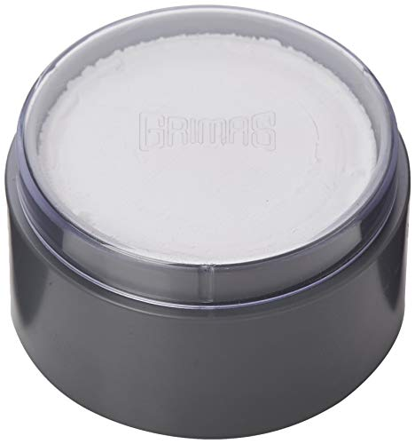 Grimas - Maquillaje al agua pure, A001, color blanco, 15 ml (2060200001)