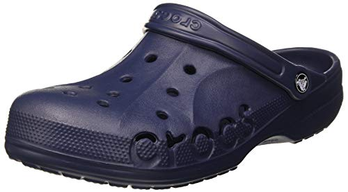 crocs Baya Clog, Navy, 9 US Men / 11 US Women
