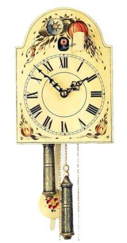 Schilderuhr 1-Tag-Uhrwerk 24cm von Rombach & Haas - Original aus dem Schwarzwald