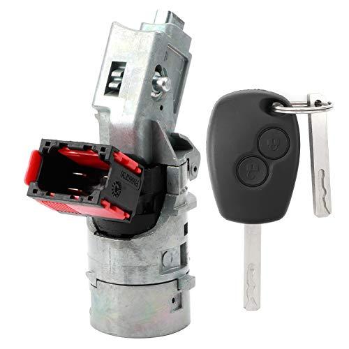 Ladieshow Zündschloss Laufstartschalter mit Schlüssel 7701208408 Passend für Renault Trafic/Master/Kangoo