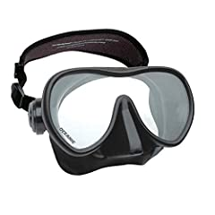 Low volume frameless mask withmolded silicone color accents Extremely low volume design, Swiveling, easy adjusting buckles Ultra Clear Safety Tempered Dual Lens Design Easy to Adjust Buckles for Custom Fit with Neoprene Comfort Strap Choice of Standa...