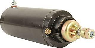 DB Electrical SAB0015 New Starter For Mercury Marine Outboard 135-300Hp 106-047, 150L Jet 150L Xr6 175Cxl, 135 150 175 200 220 250 275 300 Hp 50-44414 50-44415 50-77141 50-79472 50-79472-1 50-79472T2