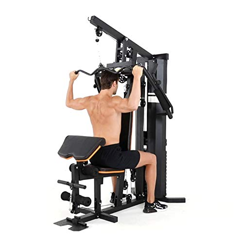 EIU Multi Gym For A ONE Allround Training   Multifunctional Workout Station Total-body Workout   Multifunctional Workout Station (150kg Balck