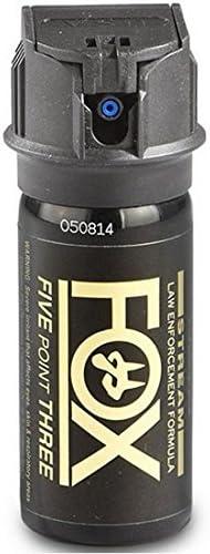 Fox Labs 152FTSDB Pepper Spray Top Stream 1.5oz Flip Seattle Limited price sale Mall w