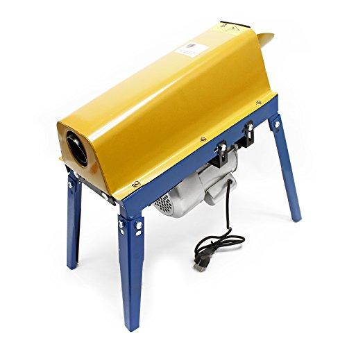 Máquina desgranadora maiz eléctrica Desgranador maiz Trilladora 0,75 PS Granja Animales Agricultura