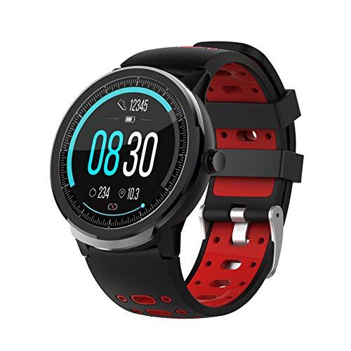 ZWW con Monitorización De La Frecuencia Cardíaca del Sueño para Android E iOS 2020, Reloj Deportivo Inteligente para Hombres Y Mujeres,C