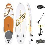Bestway 65302 - Tabla Paddle Surf Hinchable Hydro-Force Aqua Journey 274x76x12 cm Con Bomba y Bolsa de Viaje