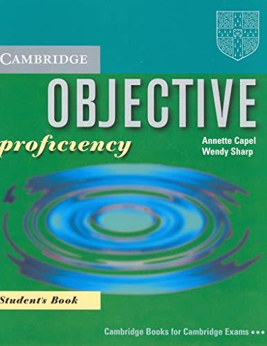 Objective Proficiency. Student's Book