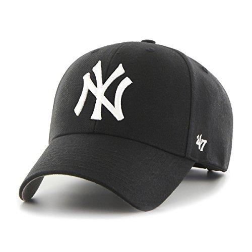 47 Brand - Casquette De Baseball Mixte - Noir - Taille Unique