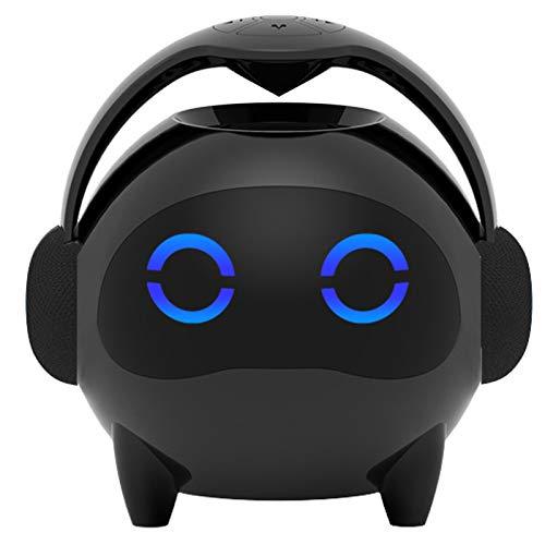 JHMAOYI Lautsprecher New Space Elf Bluetooth Lautsprecher Subwoofer Telefon Außenkarte Mini Computer Kleiner Lautsprecher