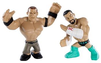 WWE Rumblers CM Punk and John Cena Figure 2-Pack