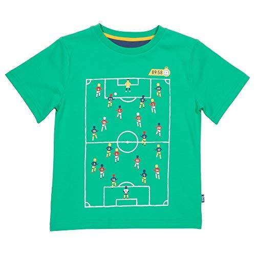 Kite Boys Full-Time T-Shirt | Organic | Parakeet | 3-11 Years