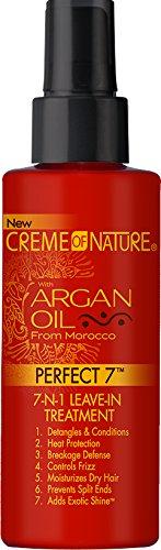 Crème de Nature Huile d'Argan Parfait 7-N-1 Traitement sans rinçage 125ml