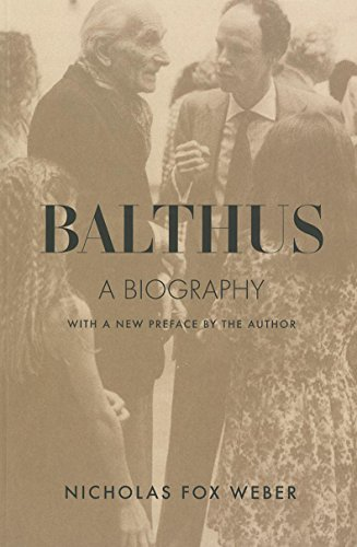 Balthus: A Biography (Scholarly)