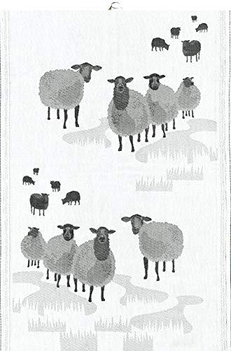 Ekelund Tiere Schafweide Geschirrtuch (Oeko-Tex) 48x70 cm