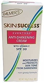 Palmer's Skin Success Eventone Anti-darkening Cream with Vitamine E Sunscreen Spf 30 1.8oz