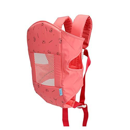 WANGXN ademende heuptas ergonomisch Hipseat heuptas met verstelbare riemen, roze