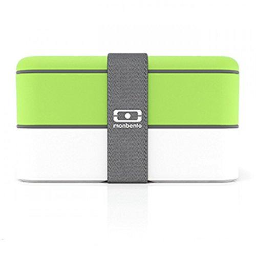 Monbento Original Lunchbox Grün / Weiß