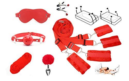 forocean Tengo Todo lo Que Quieres 6 Pcs Juguetes Traje Toy Bońdáge...