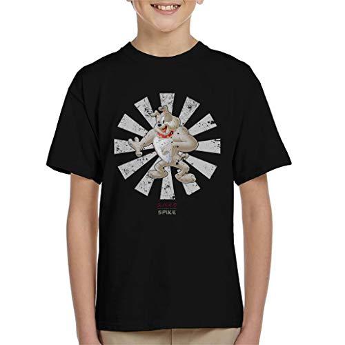 Cloud City 7 Spike Retro Japanese Kid's T-Shirt