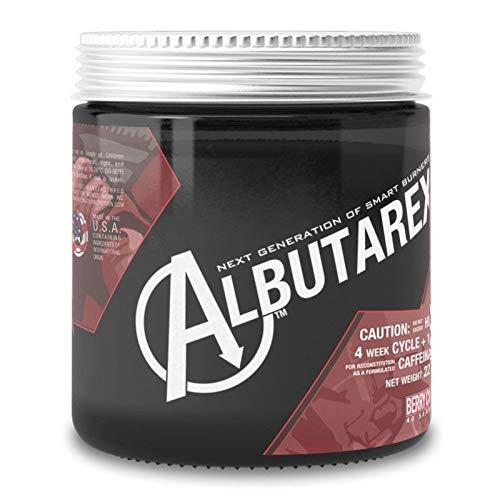 Mutated Nation Albutarex V2 I Fatburner I Fettverbrenner I Gewichtsreduktion I Fettburner I Fitness I Sport I Bodybuilding I Limited Edition (Berry Colada)