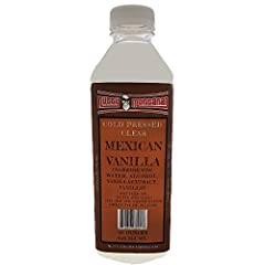 Made from carefully selected, hand-picked real vanilla beans at their peak freshness Rich, deep, flavor and finest aroma No Coumarin or Corn Syrup Available in Dark Vanilla or Clear (White) Vanilla for the most appealing presentation of your favorite...