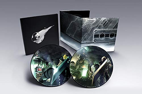 Final Fantasy 7 Remake And Final Fantasy 7 (Limited Edition) (Vinyl)