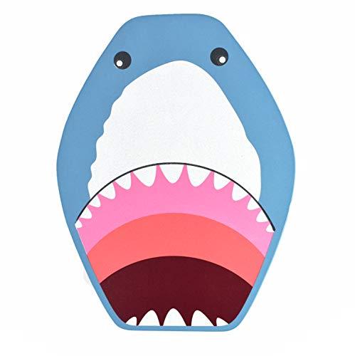 Soaked Unisex Youth Kick Board Shark Swim Float Kids