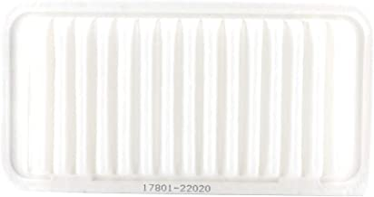 Fydun Air Filter Car Cabin Non-woven Fabric Air Filter Intake Cleaner White for Toyota SUBARU AVENSIS AXIO/ALTIS COROLLA GT 86 PICNIC Corolla en 17801-22020