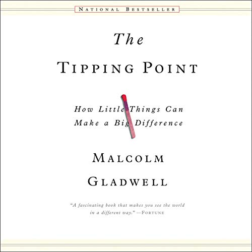 Page de couverture de The Tipping Point