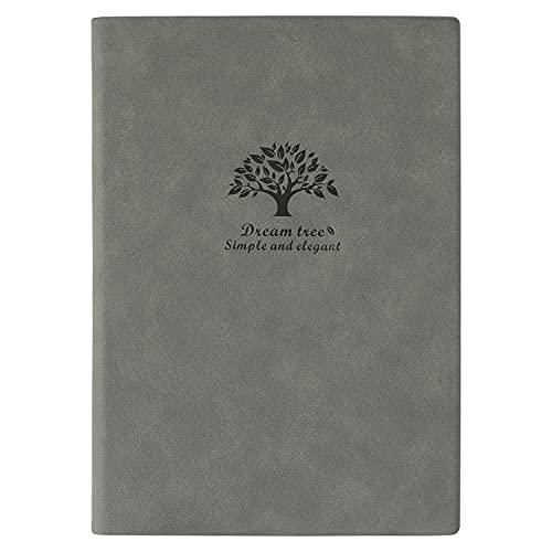 Cuaderno Forrado / Diario A5 - Cuaderno Dreamtree A5 rayado con papel...
