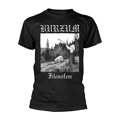 Burzum FILOSOFEM 2018 Shirt M