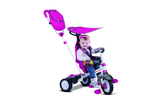 Fisher Price - Fp3200233 - Tricycle - Charisma - 4 en 1 - Rose