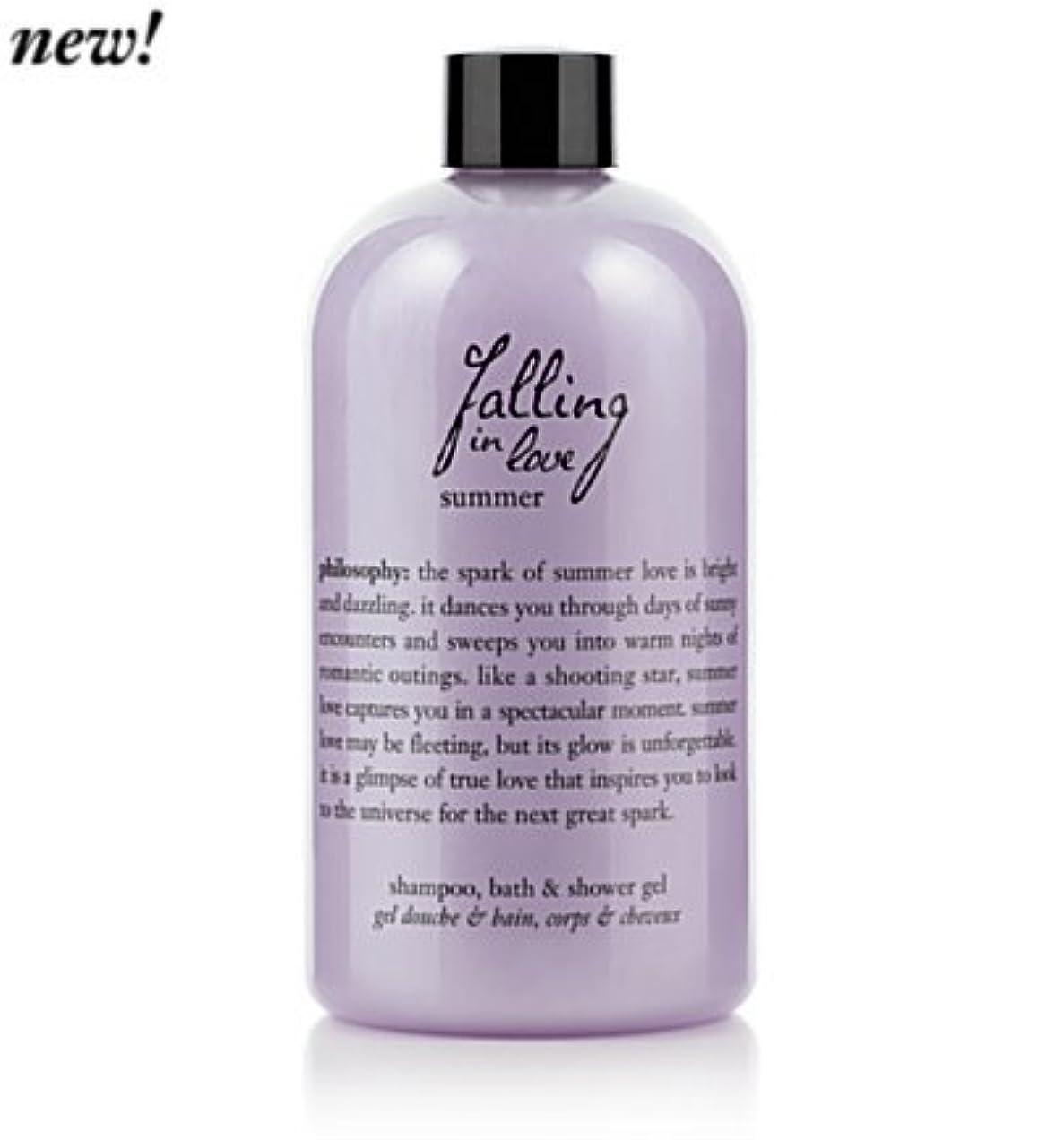 チーム病気の告発falling in love summer (フォーリングインラブサマー) 16.0 oz (480ml) bath & shower gel for Women