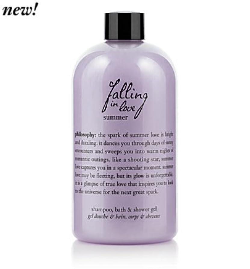 最大の蜂たるみfalling in love summer (フォーリングインラブサマー) 16.0 oz (480ml) bath & shower gel for Women
