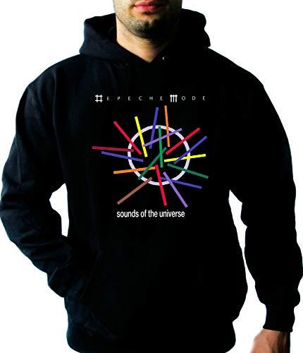yangjin Depeche Mode Sounds of The Universe Sweatshirt Hooded Sweat Sweatshirt