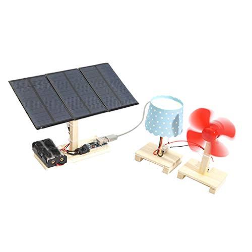 Verschiedene Elektronik Experimente Wissenschaft Spielzeug Lernspiele Lernspielzeug, Auswahl - Solar Power Station