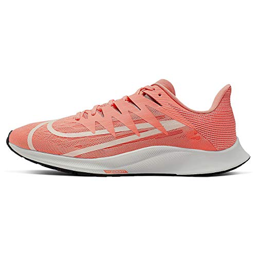 Nike Wmns Zoom Rival Fly, Zapatillas de Trail Running para Mujer, Multicolor (Pink Quartz/Crimson Tint/Rose Gold 601), 37.5 EU