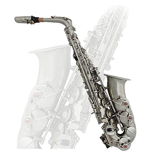 Sax Sassofono Contralto Professionale in Mi Bemolle, Sassofono Contralto Opzionale Multicolore Sax Strumenti per (Color : 6)
