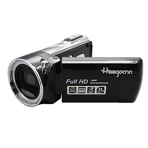 Cámara de Video Digital Heegomn para vlogging de Youtube, Mini videocámara de Video DV 1080p para niños/niños/Principiantes/Adolescentes