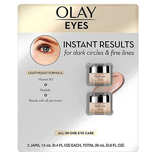 Olay Ultimate Eye Cream Wrinkles and Puffiness (0.4 fl. oz., 2 pk.)