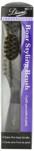 Diane 100% Boar Medium Styling 7 Row Brush