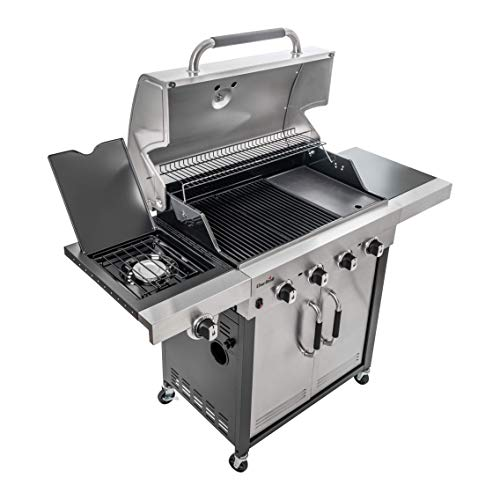 Char-Broil Performance Series™ 445S - 4 Burner Gas Barbecue Grill