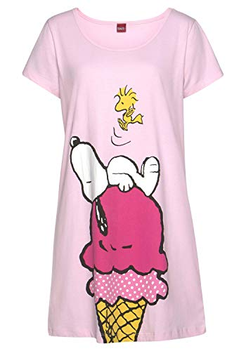 Peanuts LM Damen Sleepshirt
