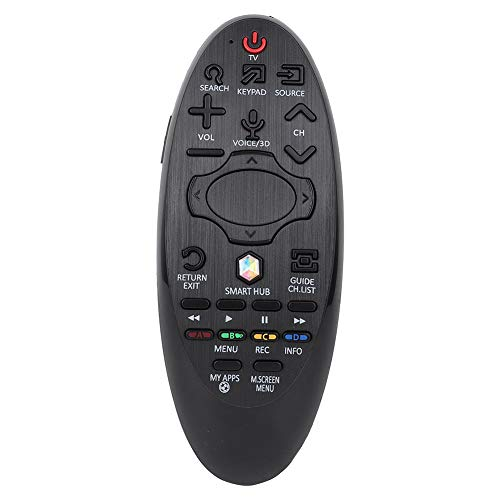 ASHATA Control Remoto de TV para Samsung,Universal Mandos a Distancia de Reemplazo de Smart TV para Samsung RBN59-01185F BN59-01185D BN59-01184D BN59-01182D BN59-01181D BN94-07469A BN94-07557A