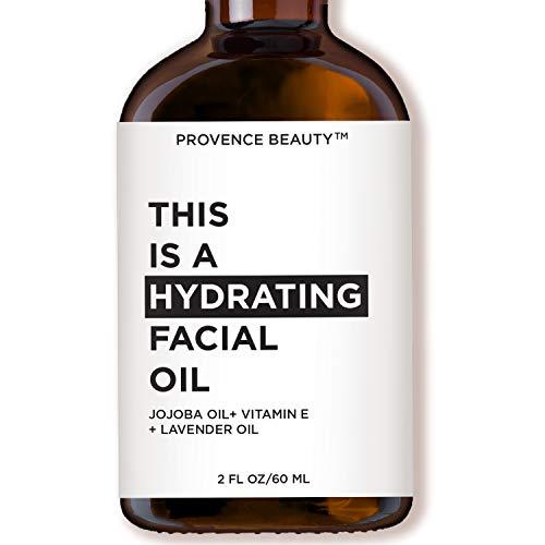 This is a HYDRATING Facial Oil - Jojoba Oil + Vitamin E + Lavender Oil - 2 FL OZ | Provence Beauty