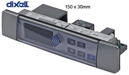 Elektronikregler XW20LS-5N0C0 DIXELL 150x30 mm Relais: NO-20A(8) NO-8A(3) Fühler: NTC AC