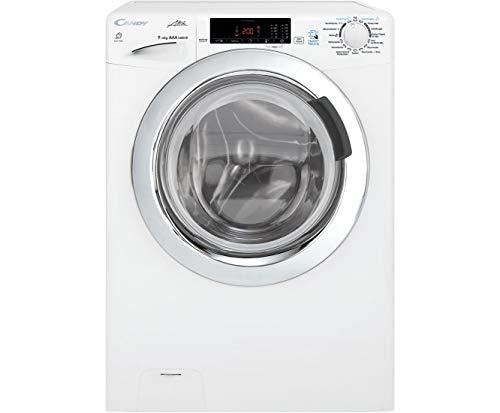 Candy GVSW G496TWC-84 Waschtrockner - 9 kg Waschen / 6 kg Trocknen, 1400 U/Min