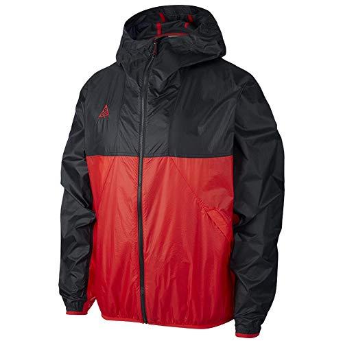 Nike ACG Ck7238-657 - Chaqueta ligera para hombre - rojo - Medium