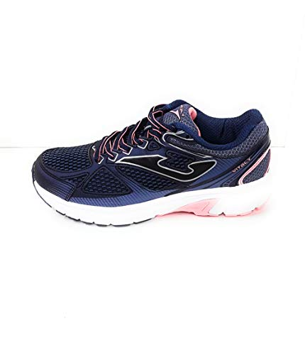 Joma Scarpa Running Donna R.VITALY Lady 903 Navy Pink 39